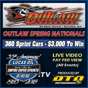 Outlaw Speedway - Spring Nationals