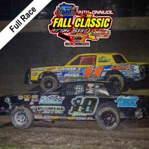 Watch 14th Annual Fall Classic WISSOTA Pure Stock Races
