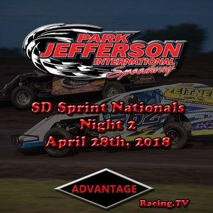 South Dakota Sprint Car Nationals Night 2