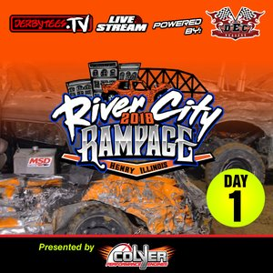 2018 River City Rampage - Day 1