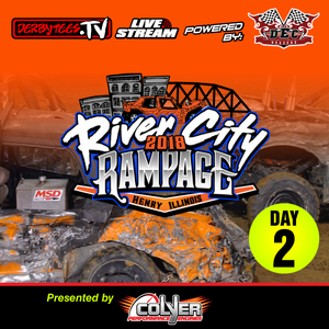 2018 River City Rampage - Day 2