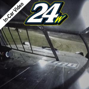 In Car Camera - Chris Wark at Princeton Speedway