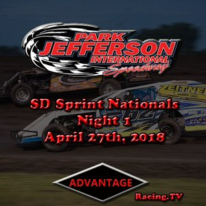 South Dakota Sprint Car Nationals Night 1