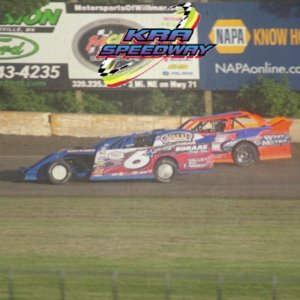 Weekly WISSOTA Modified Racing