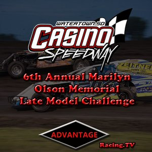 Casino Speedway:  Wissota Late Model Challenge Series