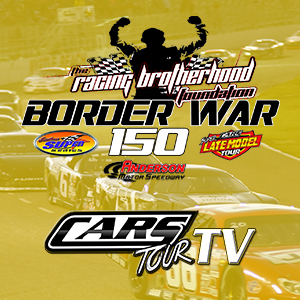 CARS Tour - Racing Brotherhood Foundation Border War 150
