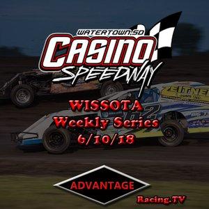Casino Speedway:  WISSOTA Weekly Series