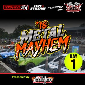 2018 Metal Mayhem - Day 1
