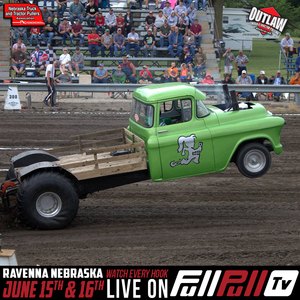 Outlaws & Nebraska Truck and Tractor Pullers Friday