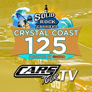 CARS Tour - Solid Rock Carriers Crystal Coast 125 presented by Sportsmans Wholesale