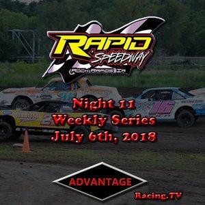 Rapid Speedway: USRA Weekly Series