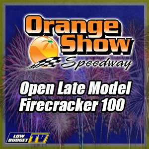 Firecracker 100 at Orange Show