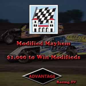 Clay County Speedway:  Modified Mayhem