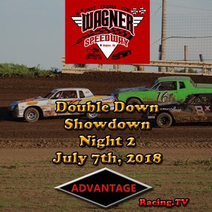 Wagner Speedway:  Double Down Showdown Night 2