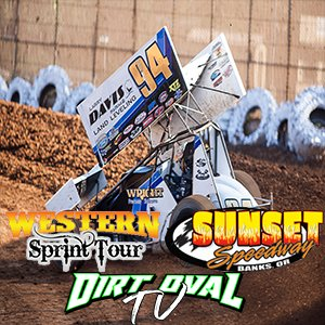 Western Sprint Tour Speedweek Race #3