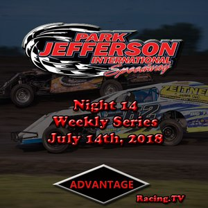 Night 14 IMCA Weekly Series
