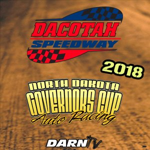 Watch 7-27-18 Dacotah Speedway Governor's Cup