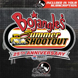 Bojangles' Summer Shootout - Round 10 Finale
