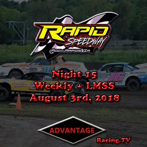 Night 15, LMSS + USRA Weekly Series