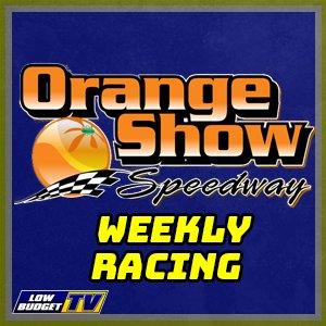 Orange Show Speedway 8/11/18