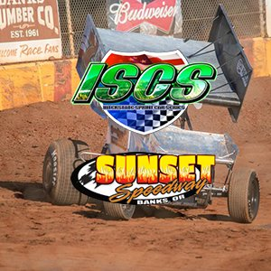 Interstate Sprint Car Series Race #9 - ISCS Week of Speed Rd#4