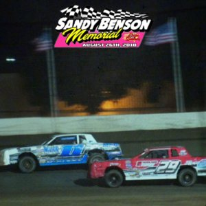 3rd Annual Sandy Benson Memorial WISSOTA Street Stock Races