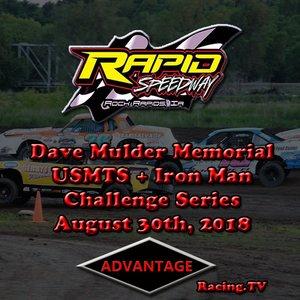 Dave Mulder Memorial:  USMTS + Iron Man Challenge Series