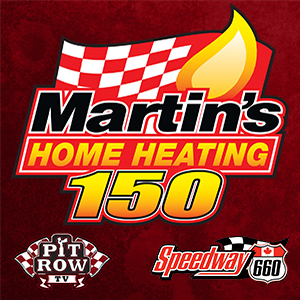660 SpeedWeekend Night 1 featuring the Martin's Home Heating 150
