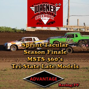 Wagner Speedway:  Sprint-Tacular Season Finale
