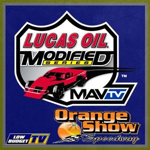 Lucas Oil Modifieds at Orange Show