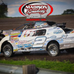 WISSOTA Super Stock Races