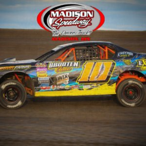 WISSOTA Street Stock Races