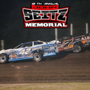 12th Annual John Seitz Memorial Night 2 WISSOTA Late Model Races