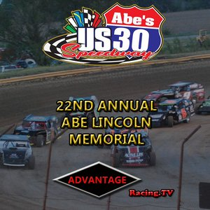 US 30 Speedway:  22nd Annual Abe Lincoln Memorial Night #1