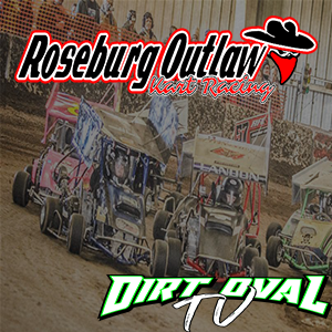 Roseburg indoor Outlaw Karts Race #6