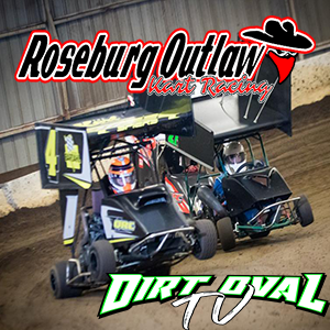 Roseburg indoor Outlaw Karts Race #7