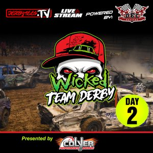 2018 Wicked Indoor Team Derby - Day 2