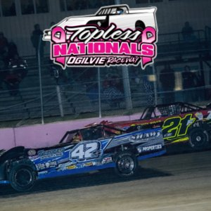 9th Annual Topless Nationals Super Stock Races
