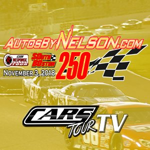 CARS Tour - AutosByNelson.com SoBo 250 / Championship Weekend