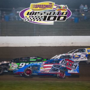 WISSOTA 100 Night 3 Race of Champions Modifieds