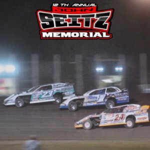 13th Annual John Seitz Memorial Night 2 WISSOTA Modified Races
