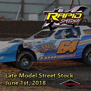 Rapid Speedway LMSS:  June 1st, 2018