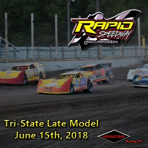 Rapid Speedway Late Model:  June 15th, 2018