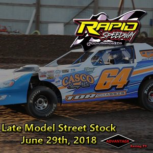 Rapid Speedway LMSS:  June 29th, 2018