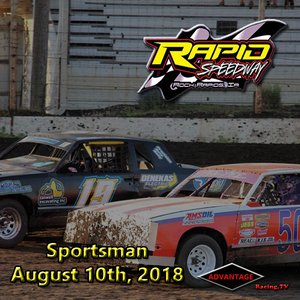 Rapid Speedway Sportsman:  August 10th, 2018