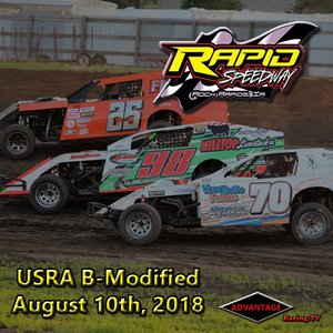 Rapid Speedway B-Modified:  August 10th, 2018