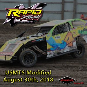 Rapid Speedway USMTS:  August 30th, 2018
