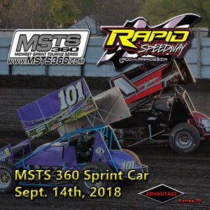 Rapid Speedway MSTS:  September 14th, 2018