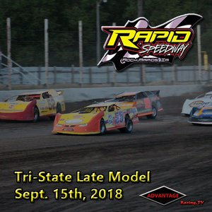 Rapid Speedway Tri-State Late Model:  September 15th, 2018