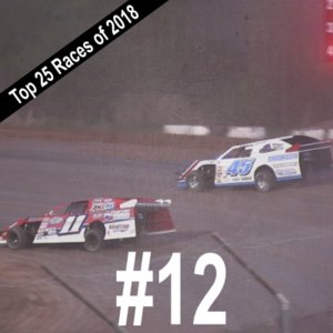 2018 Top 25 Races #12